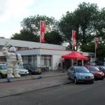 Entree Autocentrum Nooteboom