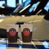 The Coffee Factory zorgde voor de koffie
