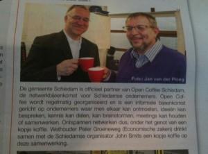 Gemeenteberichten Het Nieuwe Stadsblad 25-4-2012 Samenwerking