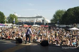 Maasboulevardfeest (bron:Farlagraaf)