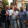 Initiators van de #010tm (vlnr Aad vd Griendt, John Smits en Ben Dubbeldam)
