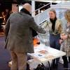 Bezoekers werden hartelijk welkom geheten in de Bibliotheek Schiedam