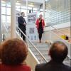 Karin Visser vertelt over de plannen van de Bibliotheek Schiedam