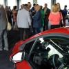 Gezellig netwerken tussen de nieuwe Peugeots