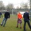 Men kon onder begeleiding van hoofdtrainer Gerard van Ruitenberg doelschieten