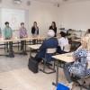 De eerste workshop:presentatie werd verzorgd door de Rabobank Kinderraad