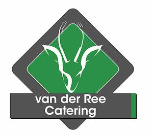 Van der Ree Catering logo klein