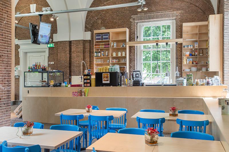 Uitnodiging 26 11 2015 De Bibliotheek Schiedam Open Coffee Schiedam