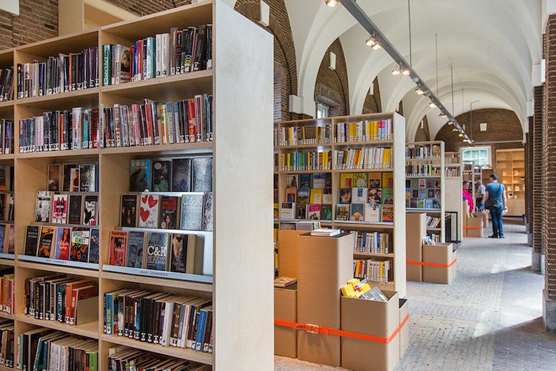 Uitnodiging 26 11 2015 de bibliotheek schiedam open coffee schiedam - Tot zijn bibliotheek ...