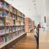 Bibliotheek flexplekken